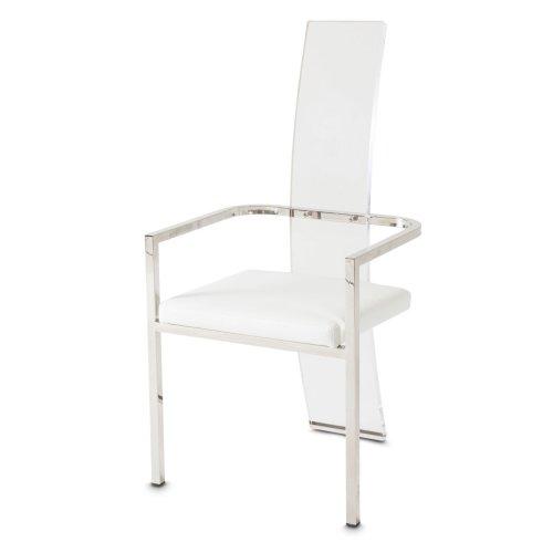 Arm Chair (acrylic Back)