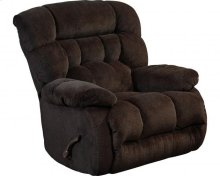 4765 Daly Rocker Recliner (Chocolate)