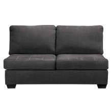 Timber and Tanning Armless Loveseat