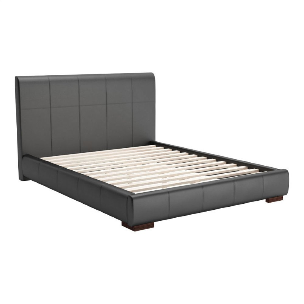 Amelie Queen Bed Black