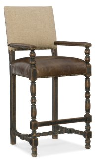 Dining Room Comfort Barstool Product Image