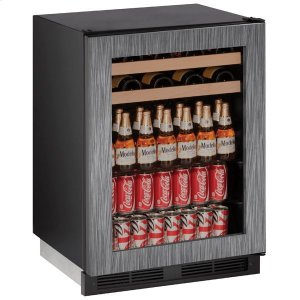 "U-Line24"" Beverage Center With Integrated Frame Finish (115 V/60 Hz Volts /60 Hz Hz)"