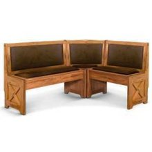Sedona Bench/ Short & Corner/ Seat Cushion Seat & Back