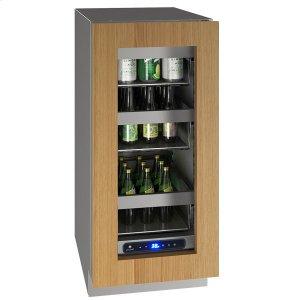 "U-Line15"" Refrigerator With Integrated Frame Finish (115 V/60 Hz Volts /60 Hz Hz)"