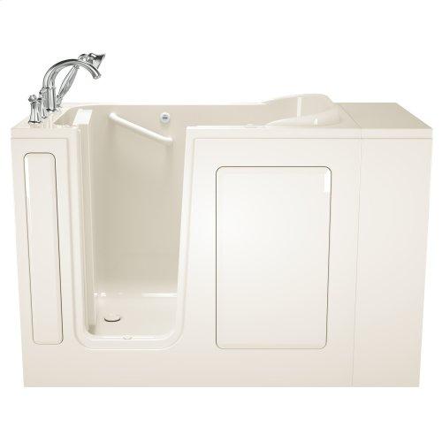 Gelcoat Value Series 28x48-inch Walk-in Air Massage Tub  American Standard - Linen