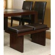 Kemper Cordovan 2/cush Bench Product Image