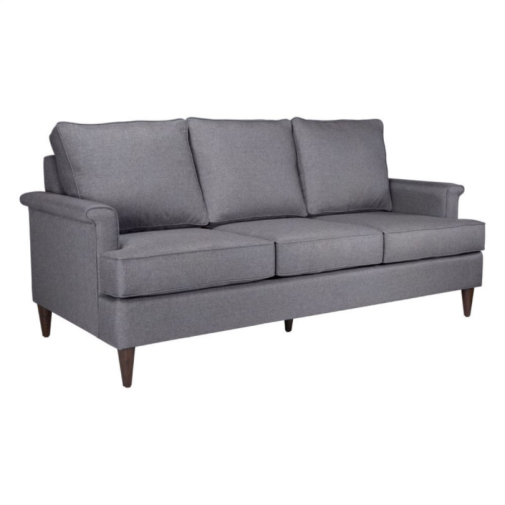 Campbell Sofa Dark Gray