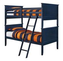 Leo - Blue 3 Piece Bed Set (Twin)