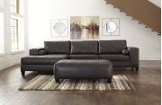 LAF Corner Chaise/ RAF Sofa 2 Piece Sectional Product Image