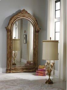 Accents Vera Floor Mirror w/Jewelry Armoire Storage
