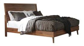 Daneston - Brown/Graphite 3 Piece Bed Set (King)