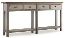 Living Room Melange Ramsey Hall Console