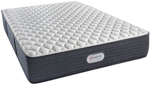 BeautyRest - Platinum - Gibson Grove - Extra Firm - Tight Top - King