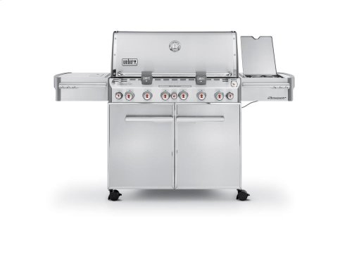 SUMMIT S-670 LP Gas Grill