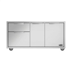 "DCS48"" Cad Grill Cart, Series 9"