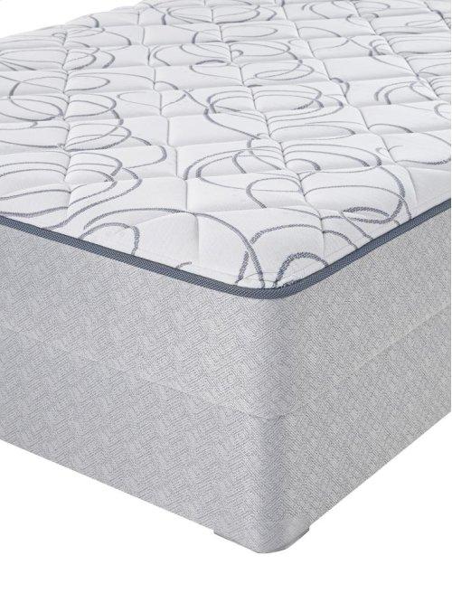 Bayle Meadow - Plush - Euro Pillow Top - Twin