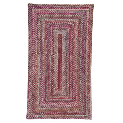 Synergy Rosewood Braided Rugs