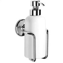 Antique Gold Soap dispenser