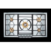 VG 295: 36-inch gas cooktop