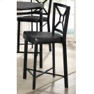 Diamond Black Counter Stool Product Image