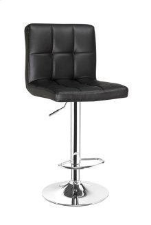 Ennis Black Bar Stool