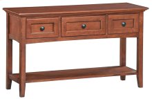 GAC McKenzie Sofa Table