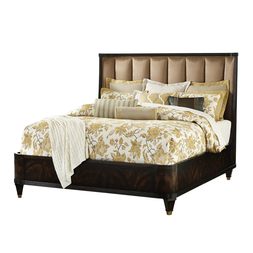 Stephen's Upholstered King Bed