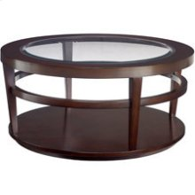 Urbana Round Cocktail Table