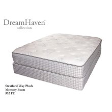 Serta Dreamhaven - Stratford Way - Plush - Queen