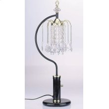 "27"" SINGLE CHANDELLER TB LAMP"