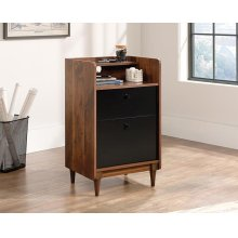 2-Drawer Stand With File