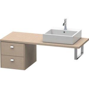 Brioso Low Cabinet For Console, Linen (decor)