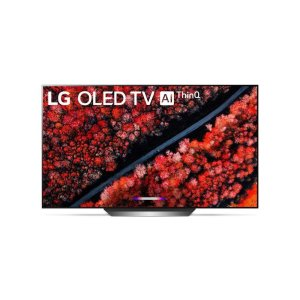 LG ElectronicsLG C9 77 inch Class 4K Smart OLED TV w/ AI ThinQ® (76.7'' Diag)