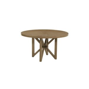Wooden Dining Table - Truffle Finish