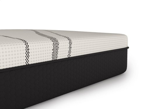 """Dr. Greene - 12.5"""" Cool Copper Foam Hybrid - Bed in a Box - Firm - Hybrid - Tight Top - Twin"""