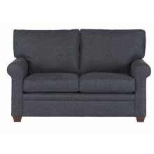 Loveseat - Navy Revolution Finish
