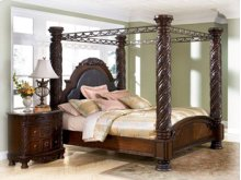 King/Cal King Footboard Posts