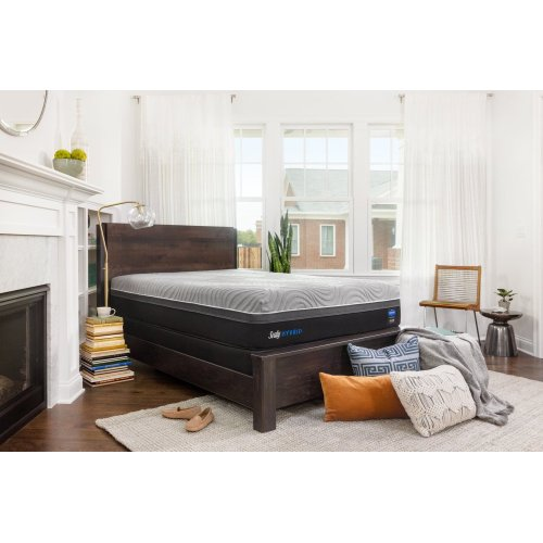 Hybrid - Performance - Copper II - Plush - Twin XL - Mattress Only