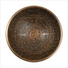 Small Round Brocade Product Image