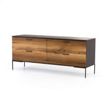 Cuzco 4 Drawer Dresser-natural Yukas