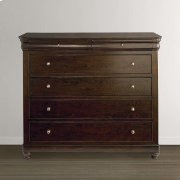 Provence Espresso Provence Media Chest Product Image