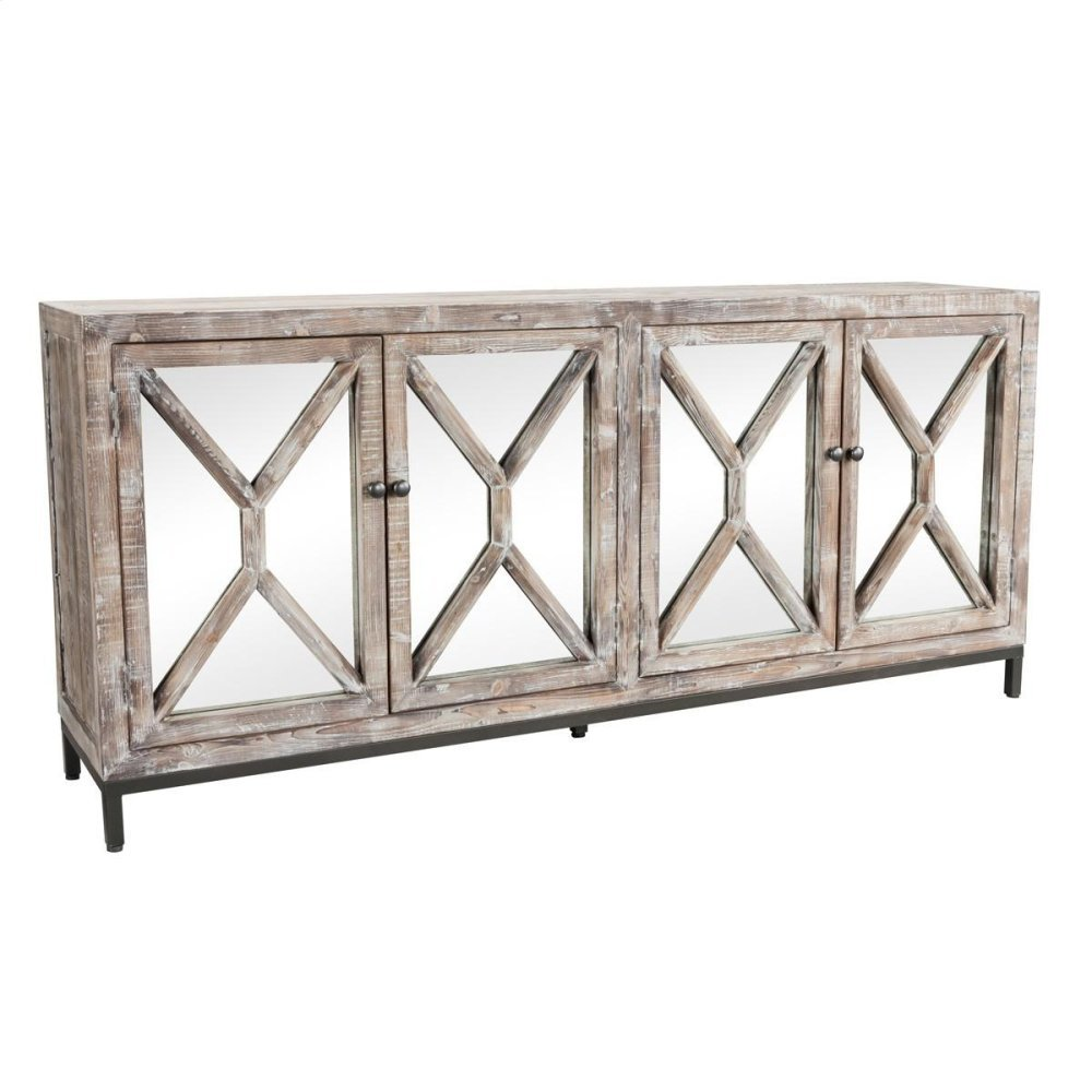Maywood 4Dr Sideboard