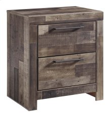 B200 Two Drawer Nightstand (Derekson)