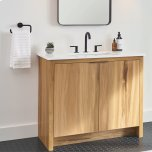 American StandardStudio S Towel Ring  American Standard - Matte Black