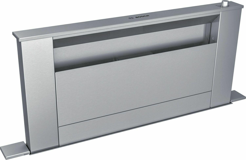 Bosch800 Series Downdraft Ventilation 30'' Stainless Steel Hdd80051uc