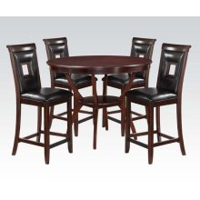 BLACK 5PC PK COUNTER SET