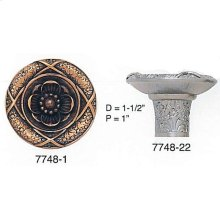 Tremont Knob/see 8402 for Mini Version