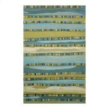 35 x 55 Mosaic Stripe