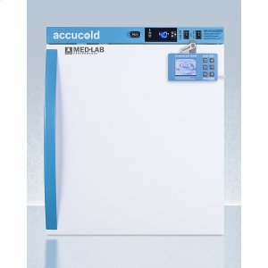 SummitPerformance Series Med-lab 1 CU.FT. Compact All-refrigerator for Laboratory Storage With Factory-installed Data Logger
