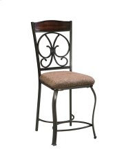 Glambrey - Brown Set Of 4 Dining Room Barstools Product Image